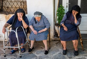 Senior Citizens, Kroustas, Crete