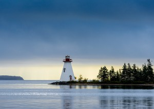 Lighthouse, Baddeck