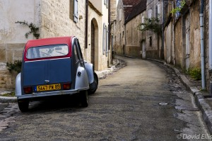Citroën 2CV, Vézelay
